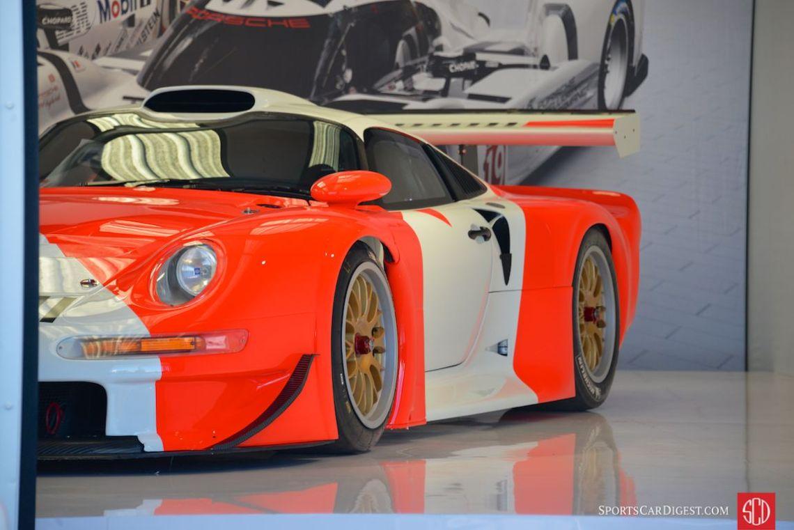 1997 Porsche GT1 chassis 101