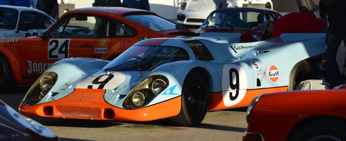 1969 Porsche 917 K chassis 004/017