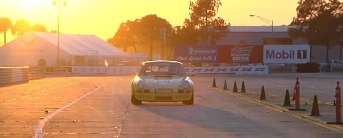 1973 Sebring-Winning Porsche 911 RSR