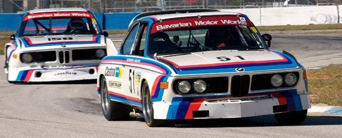 BMW CSL Sebring photo