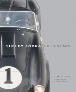 Shelby Cobra Fifty Years Book Review
