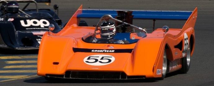 McLaren M8-FP