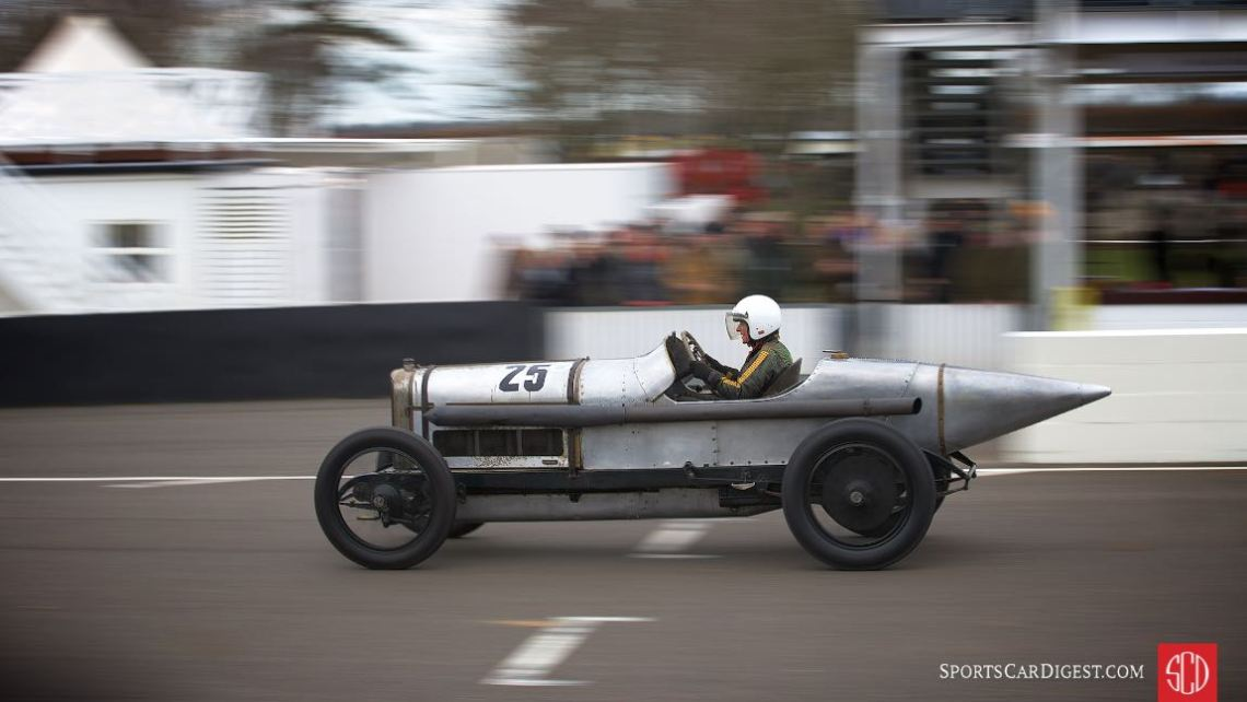 1916 Sunbeam 'Indianapolis' (photo: Gunter Biener)