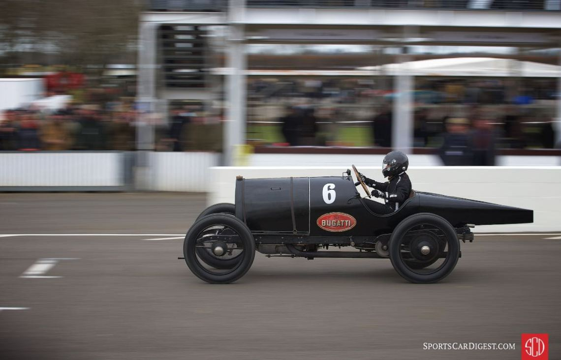 1912 Bugatti T16 5-litre (photo: Gunter Biener)