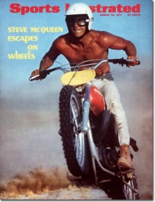 Steve McQueen - Sports Illustrated