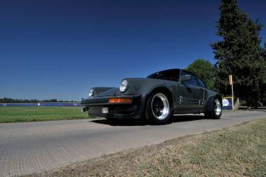 1976 Porsche 911 Turbo Carrera special ordered for Steve McQueen