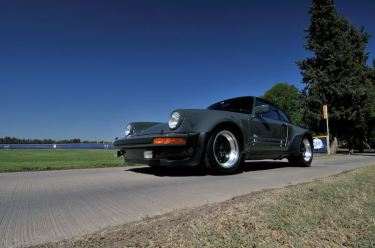1976 Porsche 911 Turbo Carrera special ordered for Steve McQueen