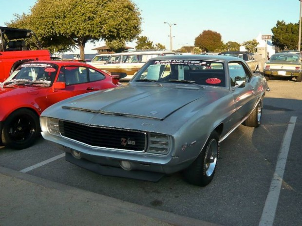 1969 Chevrolet Camaro Z-28 RS Coupe