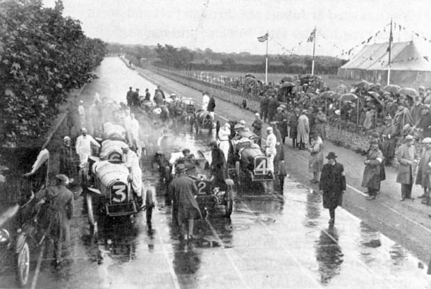 1922 Tourist Trophy