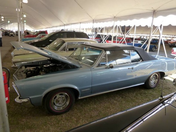 1965 Pontiac LeMans Convertible