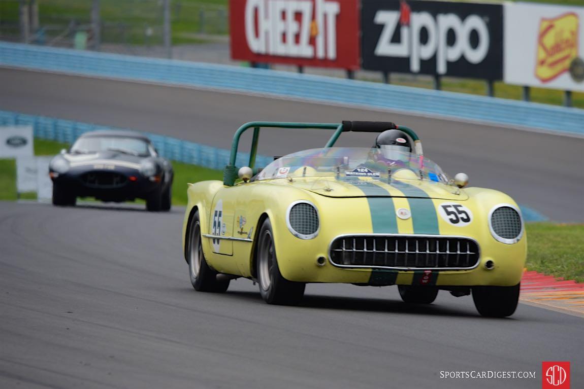 U.S. Vintage Grand Prix Watkins Glen 2016 - Photos, Results
