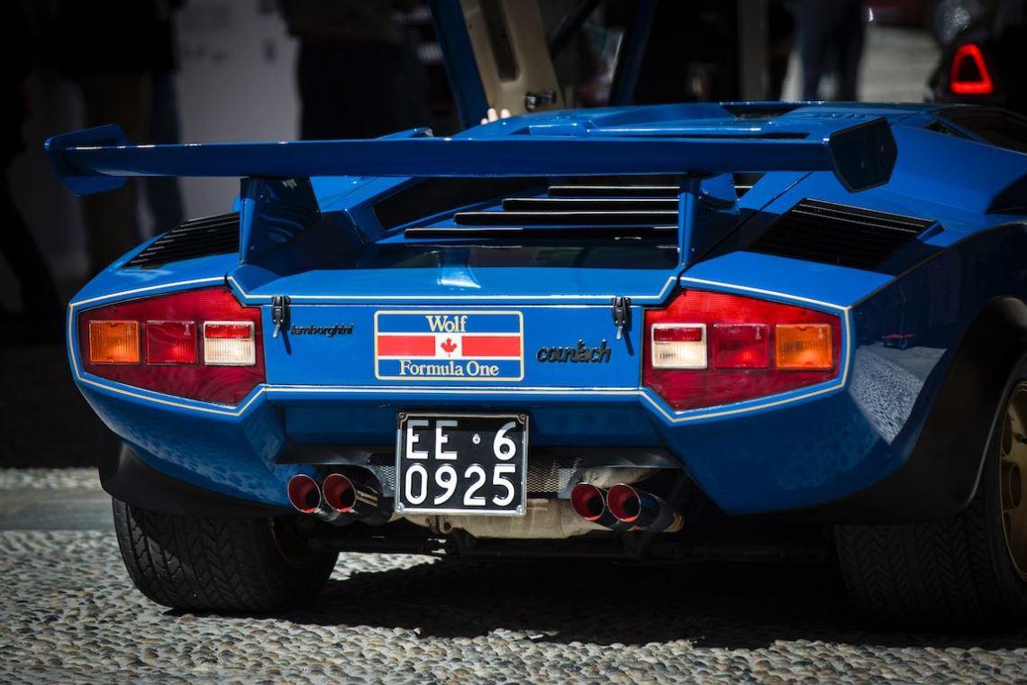 "1976 Lamborghini LP 400 Countach 'Walter Wolf"""