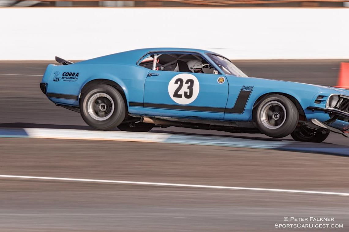 70 Ford Mustang Boss 302