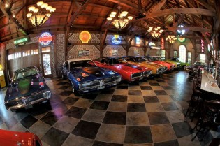 Wellborn Muscle Car Collection