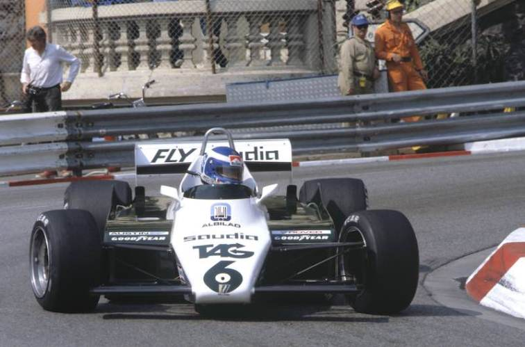 Williams-Ford FW08