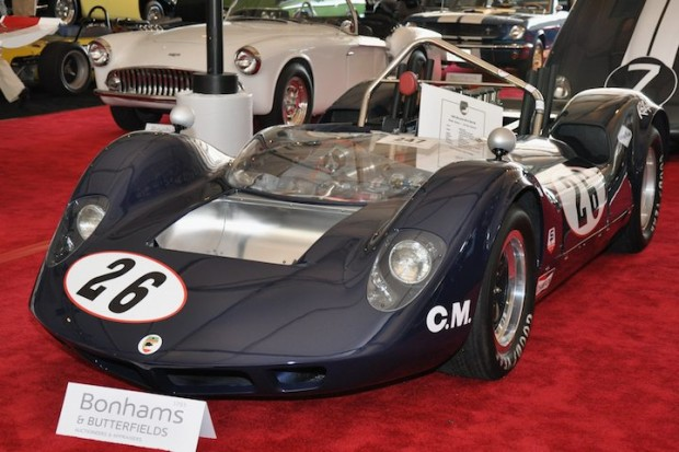 <strong>1965 McLaren-Elva M1A Chevrolet Sports Racer – Did not sell versus pre-sale estimate of $250,000 - $350,000. </strong>Ex-Ralph Salyer 'Cro-Sal' Special.
