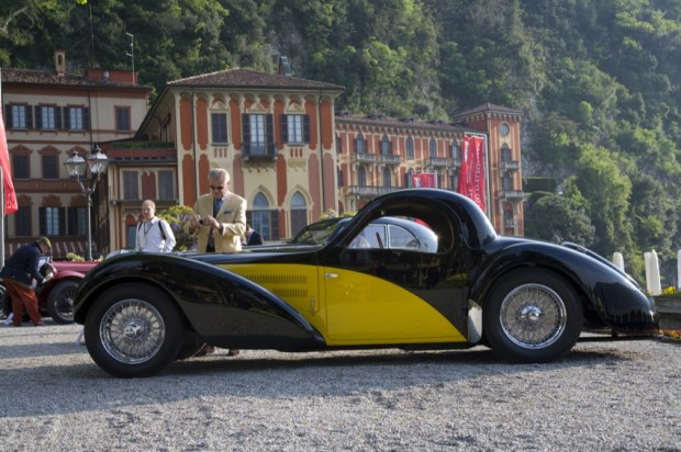 <strong>Trofeo Auto & Design - To the most exciting design</strong>, 1938 Bugatti 57S Atalante, Gil Noble, United Kingdom