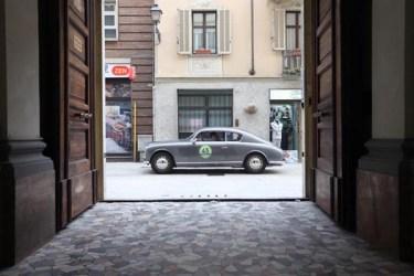Coppa Milano-Sanremo Lancia B20 GT Side Picture