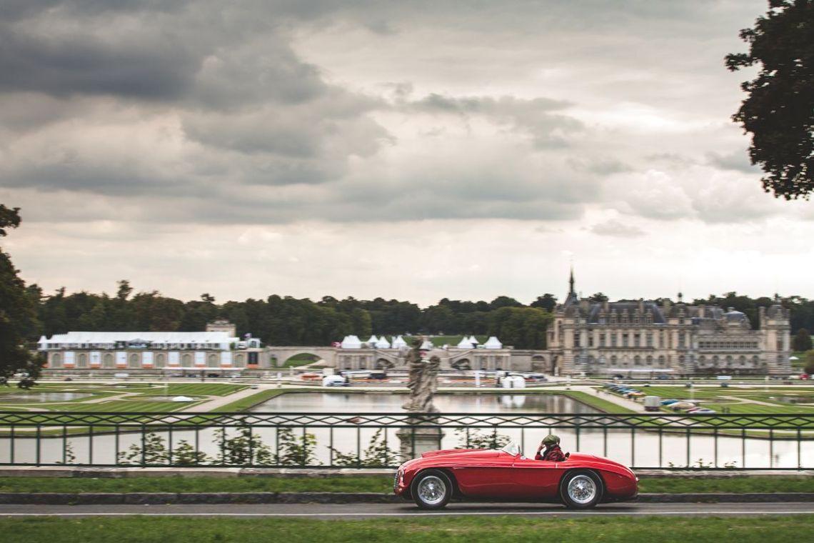 1950 Ferrari 166 MM Touring Barchetta