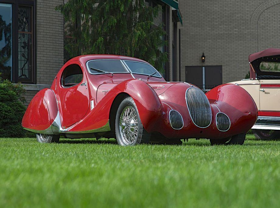 1937 Talbot-Lago T150-C SS