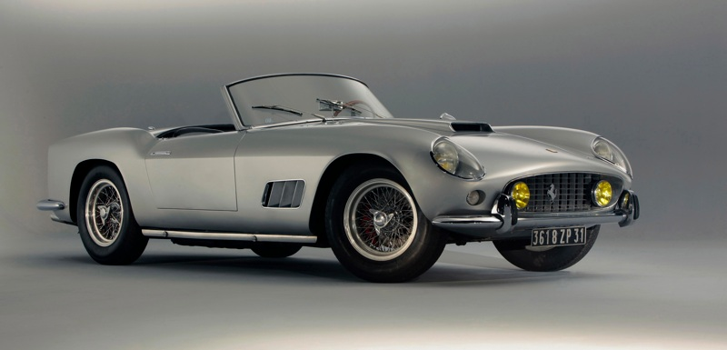 1969 ferrari california