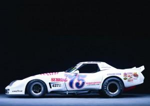 1974-75 Greenwood Chevrolet Corvette IMSA