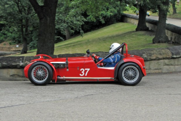 1959 Lotus Seven, George Vapaa, Wilmington, DE