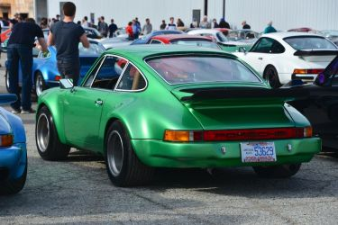 SCD's 1975 Porsche 911S/Carrera RS 3.0 Tribute (Photo: Trevor Ely)