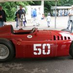 Fangio Driving Lancia-Ferrari D50 at Monaco – Video