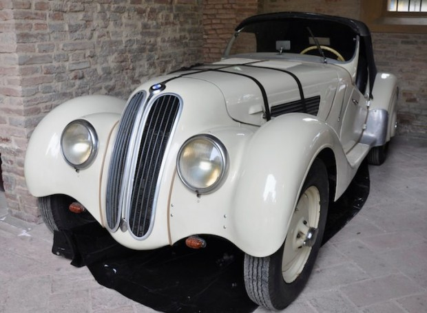BMW 328 at Mario Righini Collection
