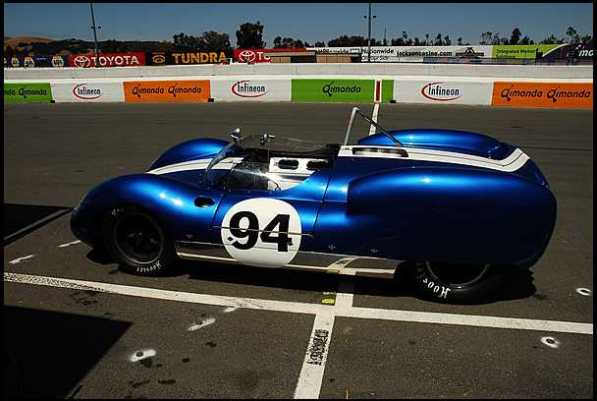1964 Cooper Monaco King Cobra Side Picture