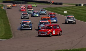 Mini Se7en at Silverstone Classic
