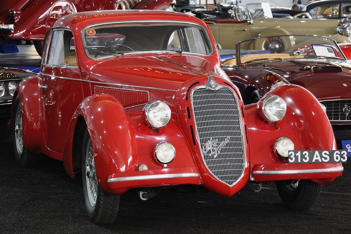 1938 Alfa Romeo 6C 2300 B Mille Miglia – Did not sell versus pre-sale estimate of $1,500,000 - $2,000,000. Never restored Alfa would be perfect for Preservation Class at 2010 Pebble Beach Concours; spent 40 years with one owner.