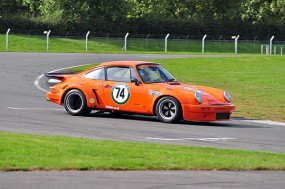 Paul Howell's Porsche 911 RSR only managed 2 laps