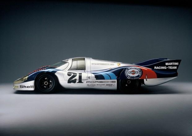 #21 Martini Porsche 917 LH
