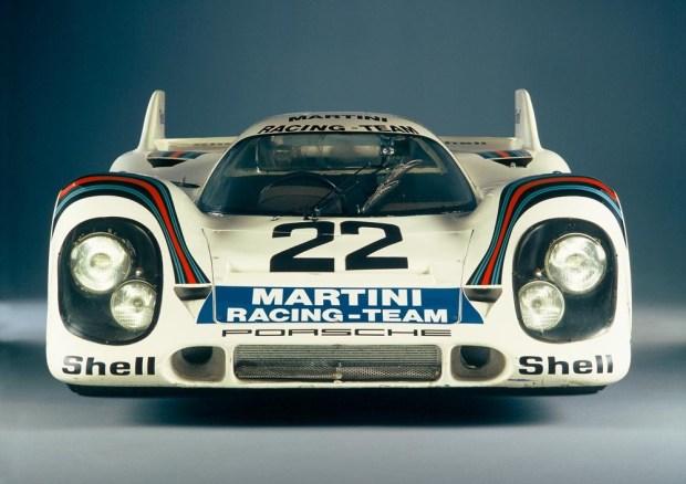 1971 24 Hours of Le Mans winner #22 Martini Porsche 917k