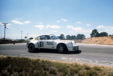 Brumos Porsche 911 RSR (photo: Autosports Marketing Associates)