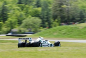 1979 Williams FW07 B, ex-Alan Jones, driven by Hamish Somerville