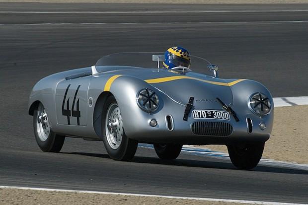 Desire Wilson - 1952 Glocker Porsche