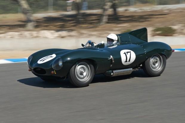 Gary Pearson - 1955 Jaguar D-Type