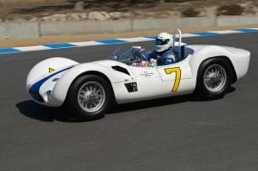 Jonathan Feiber - 1960 Maserati Tipo 61 Birdcage