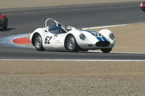 Steve Hilton - 1958 Lister Jaguar
