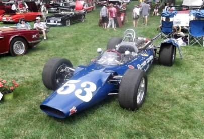 1964 Huffaker MG Liquid Suspension Special Indy Car
