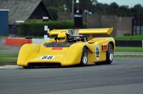 Stephen Minoprio - McLaren M8E