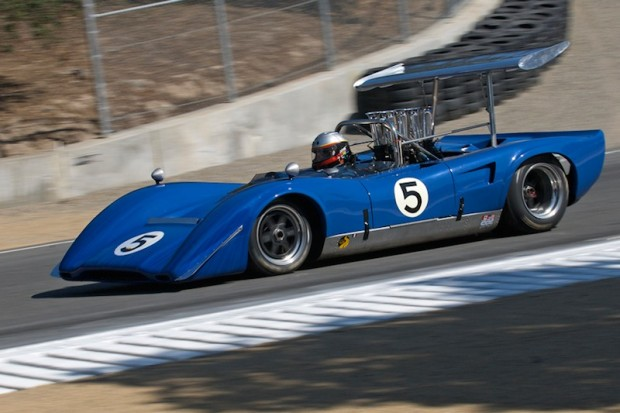 Spencer Trenery - 1970 Lola T163