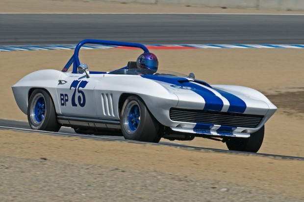 Terry Gough's very quick 1965 Chevrolet Corvette