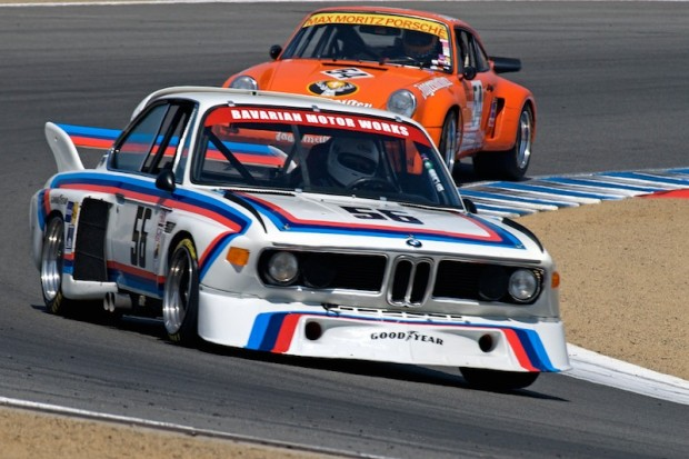 Fan favorite Henry Schmitt - 1974 BMW 3.5 CSL 'Batmobile'