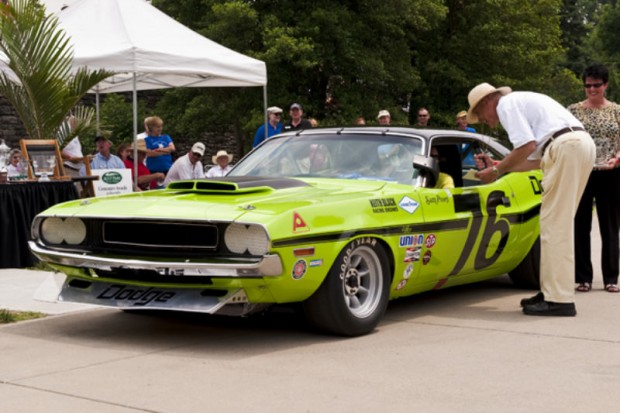 <strong>Racing – All Years, Sponsored by Art Spon Graphics </strong> 1970 Dodge Challenger R/T Trans-Am, Edward L. Skanes, Lexington, KY