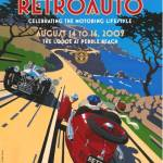 Poster Artists Chosen for Pebble Beach Concours Week