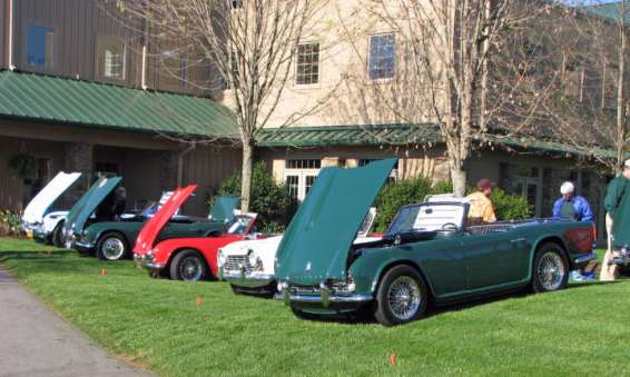 Triumphs at The Gathering